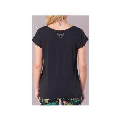 T-shirty z krótkim rękawem Kaporal  MALYA. Czarne t-shirty damskie Kaporal, s. Za 119,20 zł.