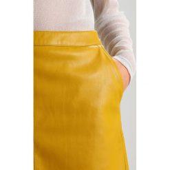 Minispódniczki: Soaked in Luxury TAMARA SKIRT Spódnica trapezowa antique moss