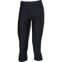 Spodnie dresowe damskie: Under Armour Spodnie damskie CoolSwitch 3/4 czarne r. L (1294069-001)
