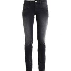 Freeman T. Porter ALEXA Jeansy Slim Fit used black. Niebieskie jeansy damskie marki Freeman T. Porter. W wyprzedaży za 344,25 zł.