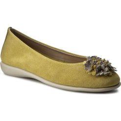 Baleriny damskie lakierowane: Baleriny THE FLEXX - Mrs Flower B226/17 Mimosa/Haze