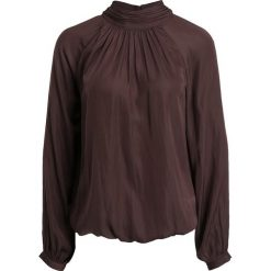 Bluzki asymetryczne: Soyaconcept PAMELA  Bluzka dark plum