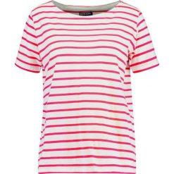 T-shirty damskie: Armor lux Tshirt z nadrukiem milk/rapsberry