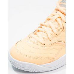 Nike Performance COURT LITE Obuwie multicourt tangerine tint/metallic silver. Pomarańczowe buty sportowe damskie marki Nike Performance, z gumy, na golfa. Za 229,00 zł.