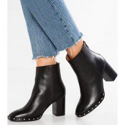 Botki damskie lity: AllSaints INEZ Ankle boot black