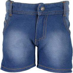 Blue Seven - Szorty dziecięce 92-128 cm. Niebieskie spodenki dziewczęce Blue Seven, z bawełny, casualowe. W wyprzedaży za 59,90 zł.