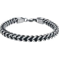 Bransoletki męskie: Gliederkette Bransoletka - Łańcuch srebrny