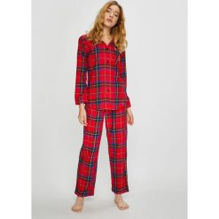 Lauren Ralph Lauren - Piżama. Szare piżamy damskie Lauren Ralph Lauren, l, z bawełny. Za 459,90 zł.