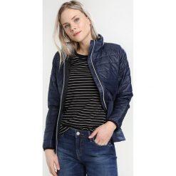 Luhta SAILA Kurtka Outdoor navy blue. Niebieskie kurtki damskie Luhta, z materiału, outdoorowe. Za 379,00 zł.