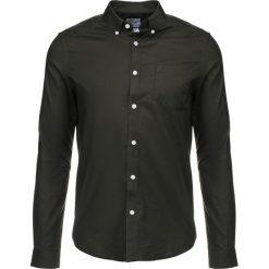 Koszule męskie na spinki: Burton Menswear London Koszula green