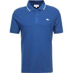Lacoste Koszulka polo electrique/blanc. Zielone koszulki polo Lacoste, m, z bawełny. Za 459,00 zł.