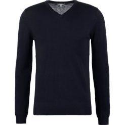 Swetry klasyczne męskie: Reiss EMPORER Sweter navy