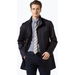 Płaszcze męskie: Bugatti – Płaszcz męski, niebieski