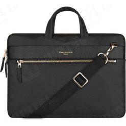 Torba Cartinoe Elegancka torba na laptopa 13,3 cala Cartinoe London Style Series czarna. Czarne torby na laptopa marki Cartinoe. Za 139,99 zł.