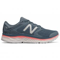 Buty do biegania damskie NEW BALANCE / W1080PD8. Brązowe buty do biegania damskie New Balance, z gumy. Za 450,00 zł.