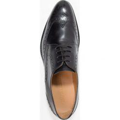 Buty wizytowe męskie: Melvin & Hamilton KANE 5 Eleganckie buty black