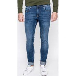 Produkt by Jack & Jones - Jeansy. Niebieskie jeansy męskie skinny marki House, z jeansu. W wyprzedaży za 99,90 zł.