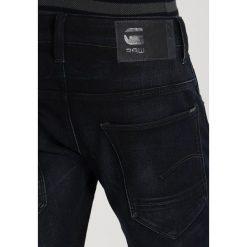 GStar ARC 3D SLIM Jeansy Slim Fit siro black stretch denim. Białe jeansy męskie relaxed fit marki G-Star, z nadrukiem. Za 559,00 zł.
