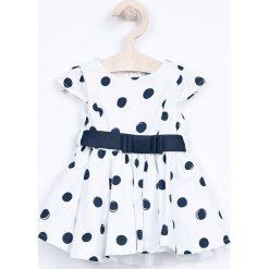 Sukienki dziewczęce z falbanami: Blukids – Sukienka dziecięca 68-98 cm