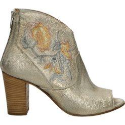 Sandały damskie: Sandały - SOFY-15R OR-M
