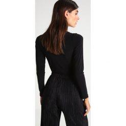 Bluzki asymetryczne: Wallis Bluzka z długim rękawem black