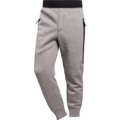 Spodnie męskie: Neil Barrett BLACKBARRETT ELONGATED ZIP  Spodnie treningowe grey