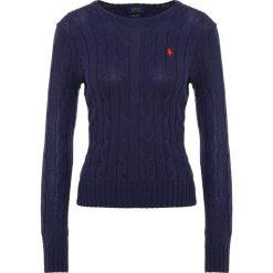 Swetry klasyczne damskie: Polo Ralph Lauren JULIANNA Sweter hunter navy