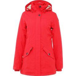 Icepeak TESS Parka classic red. Czerwone kurtki damskie softshell Icepeak, z materiału. Za 629,00 zł.