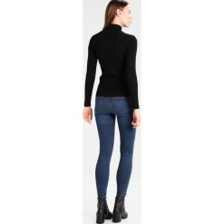 Swetry klasyczne damskie: Compañía fantástica LEMONADE JUMPER Sweter black