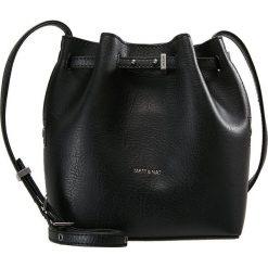 Matt & Nat LEXI DWELL MINI Torba na ramię black. Czarne torebki klasyczne damskie Matt & Nat. Za 479,00 zł.