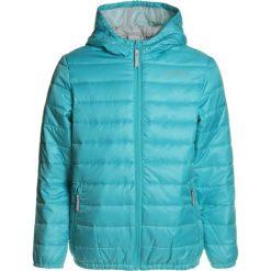 Icepeak TEVA  Kurtka hardshell turquoise. Niebieskie kurtki chłopięce marki Icepeak, z hardshellu. Za 249,00 zł.