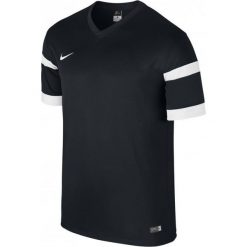 Nike Koszulka TROPHY II M r. XL czarno-biała (588406-010). Białe koszulki sportowe męskie Nike, m. Za 89,00 zł.