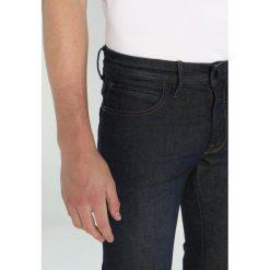 BOSS CASUAL BARCELONA Jeansy Straight Leg navy. Niebieskie jeansy męskie BOSS Casual. W wyprzedaży za 390,15 zł.