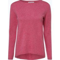 Marie Lund - Sweter damski z czystego kaszmiru, różowy. Czerwone swetry klasyczne damskie Marie Lund, l, z dzianiny. Za 449,95 zł.