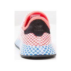 Adidas Originals DEERUPT RUNNER J Tenisówki i Trampki solar red/bluebird. Czerwone tenisówki męskie marki adidas Originals, z materiału. Za 449,00 zł.