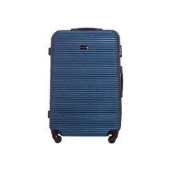 Walizka Sierra Madre 102L Granatowa (SIERRA MADRE 28 NDBL). Niebieskie walizki marki VIP COLLECTION. Za 272,40 zł.