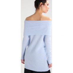 Swetry damskie: Vila VIKNITTI Sweter cashmere blue