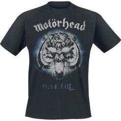 Motörhead Overkill T-Shirt czarny. Czarne t-shirty męskie Motörhead, s. Za 74,90 zł.