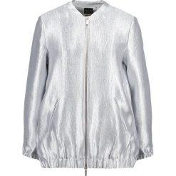 Odzież damska: Armani Exchange Kurtka Bomber silver