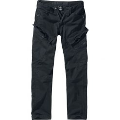 Brandit Adven Trousers Slim Fit Spodnie czarny. Czarne rurki męskie marki Brandit. Za 184,90 zł.