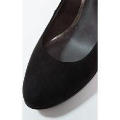 Buty ślubne damskie: s.Oliver RED LABEL Czółenka na platformie black
