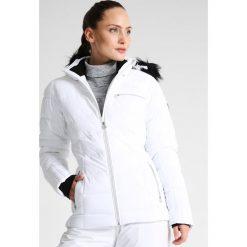 Dare 2B CULTIVATED Kurtka snowboardowa white. Białe kurtki damskie narciarskie Dare 2b, z materiału. W wyprzedaży za 479,20 zł.