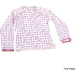 Bluzki dziewczęce z krótkim rękawem: Koszulka plażowo-kąpielowa dla dziewczynki UV50+
