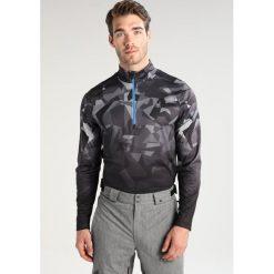 Koszulki sportowe męskie: Spyder LIMITLESS ZIP DRY WEB Koszulka sportowa black