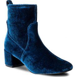 Botki ALDO - Stefi-N 52398858 2. Niebieskie buty zimowe damskie ALDO, z materiału, na obcasie. W wyprzedaży za 229,00 zł.
