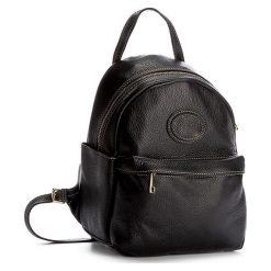 Plecak CREOLE - K10393 Czarny. Czarne plecaki damskie Creole, ze skóry, eleganckie. Za 229,00 zł.