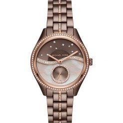 Zegarek MICHAEL KORS - Lauryn MK3757 Sable/Sable. Brązowe zegarki damskie Michael Kors. W wyprzedaży za 1089,00 zł.