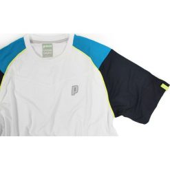 Odzież dziecięca: PRINCE Koszulka sportowa chłopięca Shoulder Panel Crew r. XL (3B058034)
