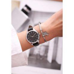 Biżuteria i zegarki: Czarny Zegarek From Day To Day