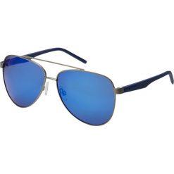 Okulary przeciwsłoneczne męskie aviatory: Polaroid Okulary przeciwsłoneczne blue